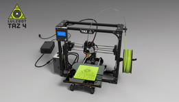 **LULZBOT TAZ 4 3D PRINTER!****