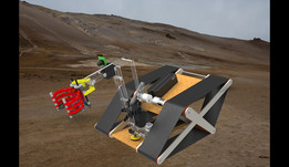 Mechanical Arm Rover