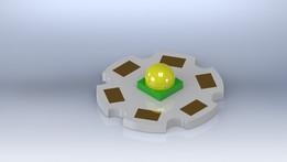 LED Star Emitter