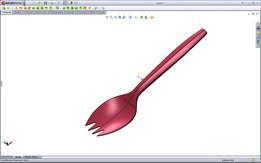 Spoon cum Fork