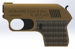 RG 3 KAL 8mm