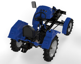 Tractor Scout T25