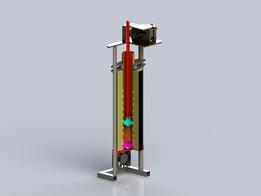 Ramrod Filament Extruder
