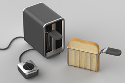 Ding Toaster