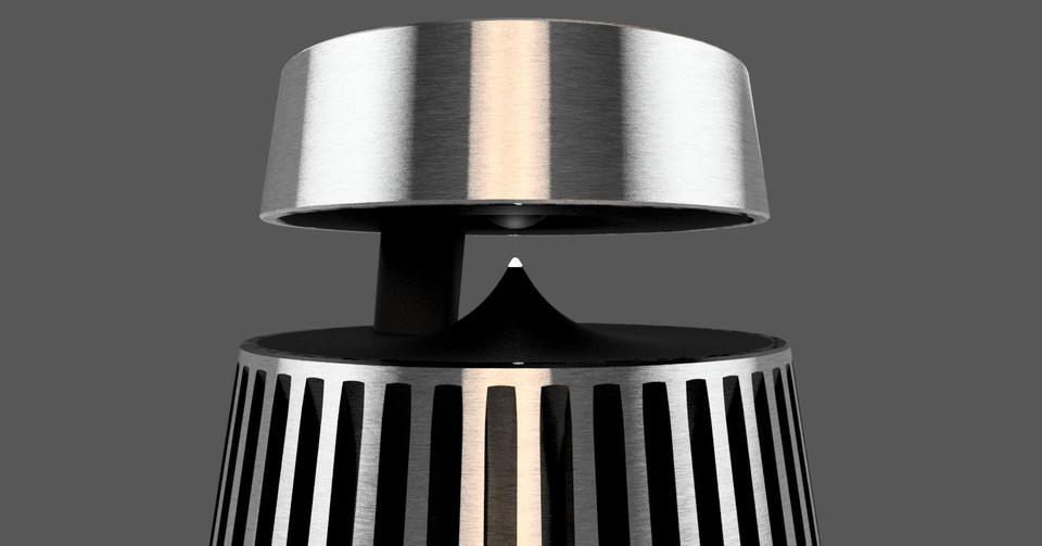 47501306c94 Bang & Olufsen/ BeoSound 2: 360 Degree Wireless Speaker | 3D CAD ...