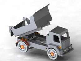 Caminhão Caçamba-Dump Truck