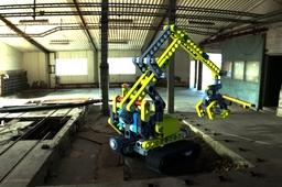 excavator lego technic