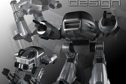 "ED-209 from ""Robocop"" Movie"