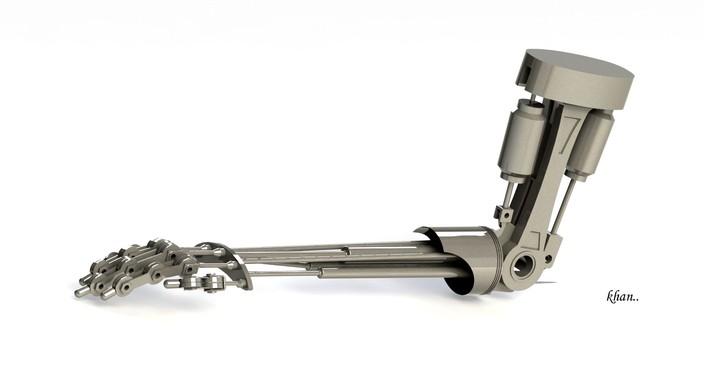 Humanoid Arm..