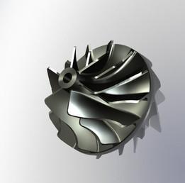Rotor for Turbine