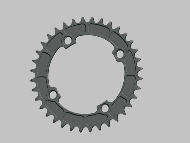 Singlespeed chainring