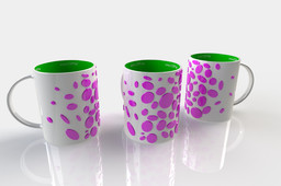 Coffee-tea cup by CGPdesign