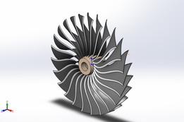 Fan for turbofan engine