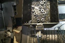 workpiece holders turning machine
