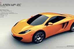 McLaren MP412c