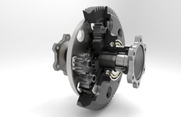 differential - Recent models | 3D CAD Model Collection