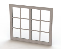 hard window