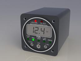 EI Fuel Flow and Pressure