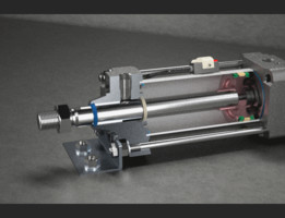 Standard Cylinder created in PARTsolutions