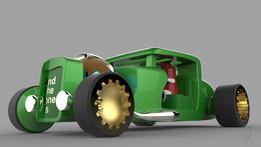 SGCHL Golden Gear Awards 2014 - Green Rod
