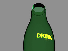 Bottle drink