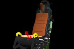 Seat  F-16