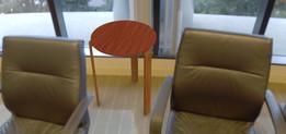Maple kitchen stool