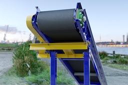 Incline Conveyor Belt