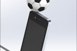 iPONE Soccer Ball Accessory
