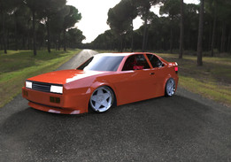 VW corrado on 18 in 3dsm wheels