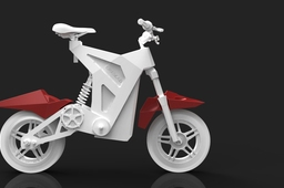 Exobike almost finish concept