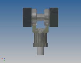 cross head for horizontal engine