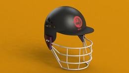 3D Printable Helmet - The savior