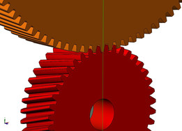 Robust Involute Helical Gear Generator