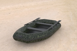 Dinghy rubber boat 2