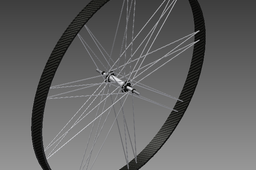 20 inch wheel for BMX