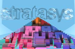 Stratasys Design_Pebble_QR_code_Shadow_Art
