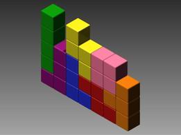 Tetris Peices