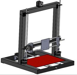 3d printer - SOLIDWORKS - Recent models | 3D CAD Model
