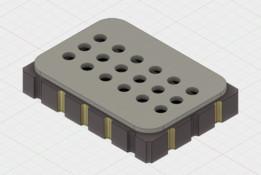 MiCs 6814 SMD Three Gas Sensor