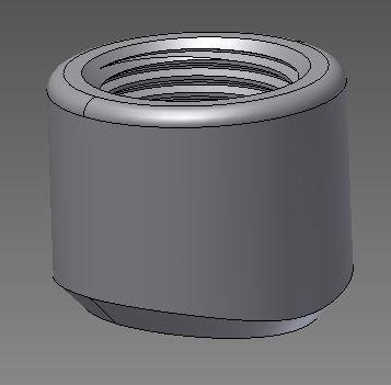 Water heater manual: Threadolet cad