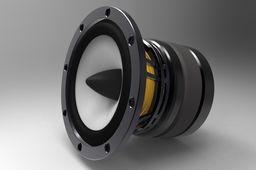 """Custom 4"""" Speaker"""
