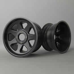 FSAE 7x13 Carbon fiber 7-Spokes Wheel (Over development)