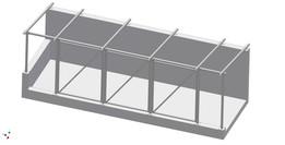 shelter frame