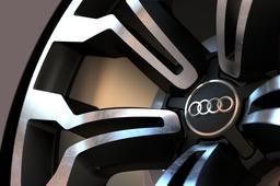 Audi R8 Y Rim