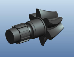 Helical High Speed Power Transmission Gear