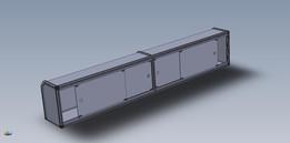 Mobile layout van.