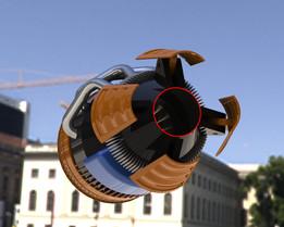 StarWars Pod Racer (01 Thumper)