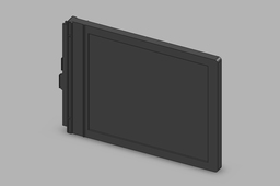 8x10 sheet film holder