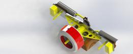 TWIN OSCILLATING BOXER STEAM ENGINE